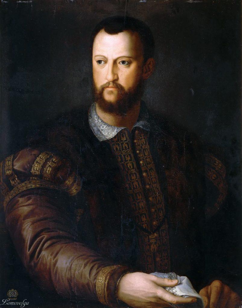 Козимо Медичи, отец Марии