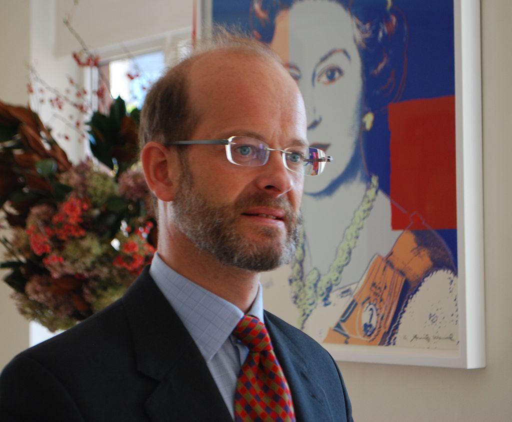 Лорд Николас Виндзор, 2013 год