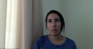Четыре месяца назад принцесса Дубая (на фото) была похищена при попытке к бегству