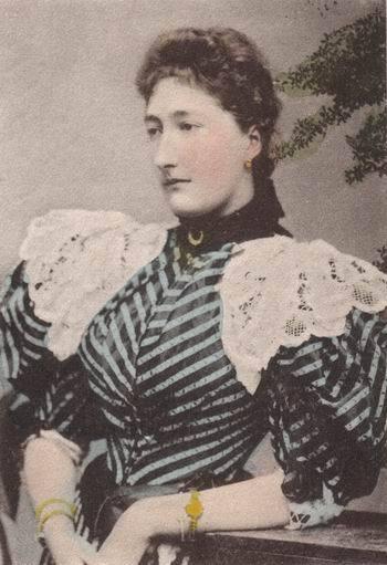 Клементина Бельгийская