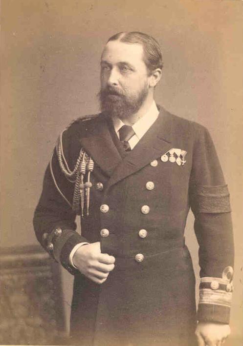 принц Альфред, герцог Эдинбургский и Саксен-Кобург-Гота