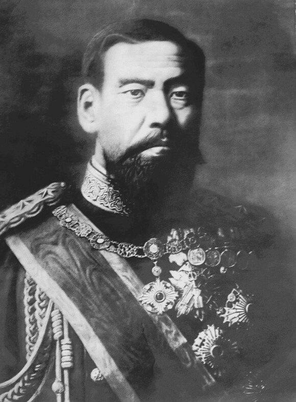 Муцухито