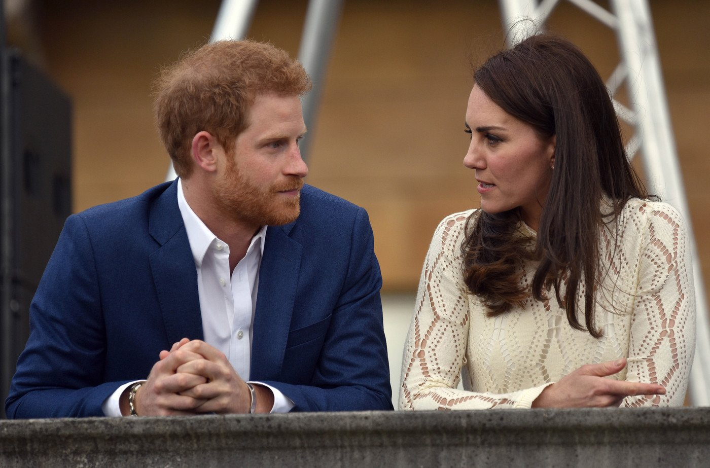 Гарри искал одобрения Кейт перед предложением Меган