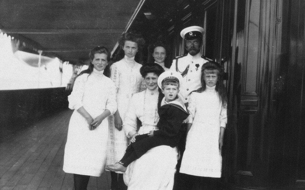 Российская императорская семья