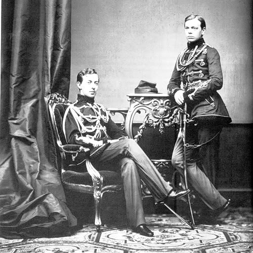 Братья Николай и Александр