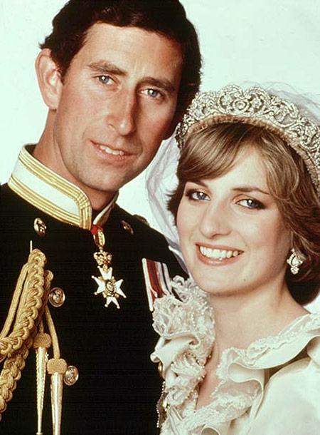Свадьба принца Чарльза и леди Дианы Спенсер