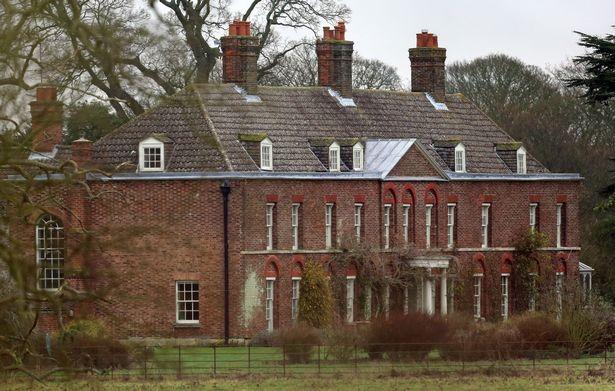 Уильям и Кейт есть дом в Норфолке (изображения: PA Архив/пресс-Ассоциации картинки)
