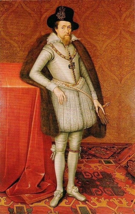 Джеймс I
