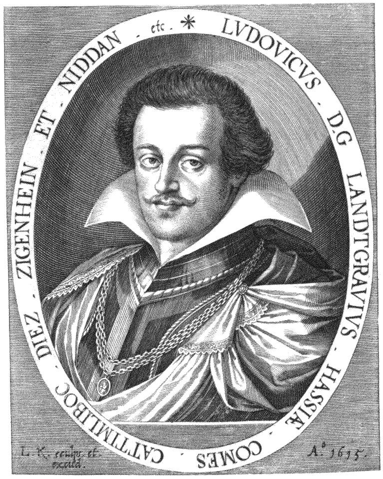Людвиг V,Ландграф Гессен-Дармштадт