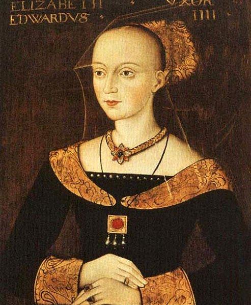 Елизавета Вудвилл, королева Англии (годы жизни 1437 - 1432)