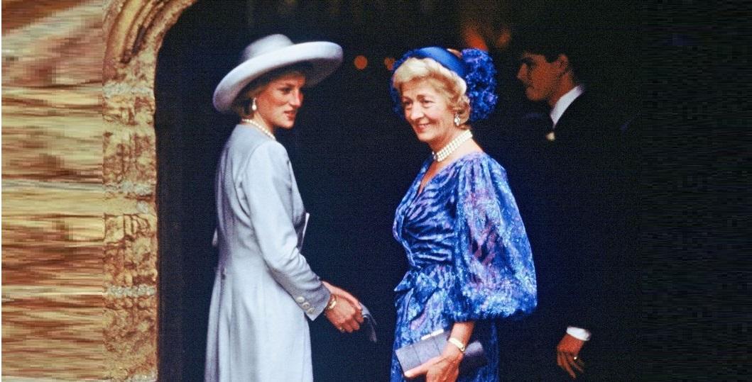 Принцесса Диана и ее мать
