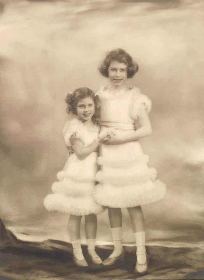 Лилибет и Маргарет