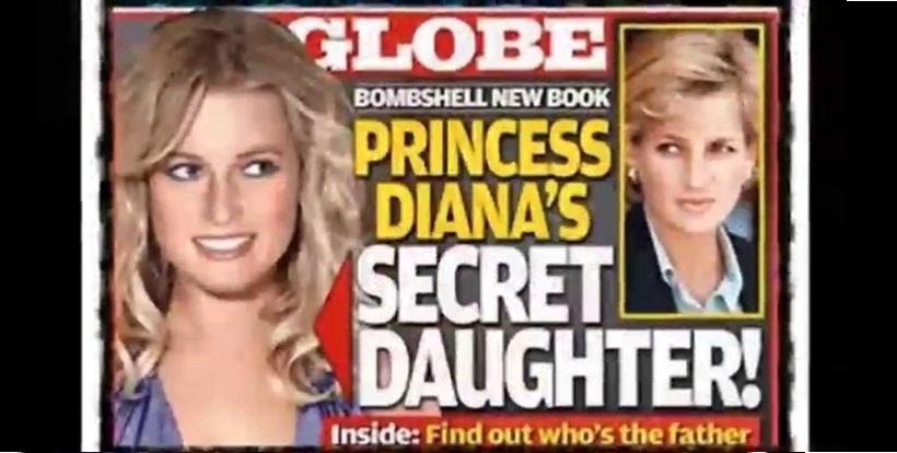 дочь принцессы Дианы
