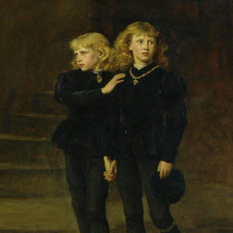 Эдуард и Ричард