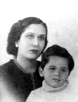 Зейн и Хусейн в 1941 году