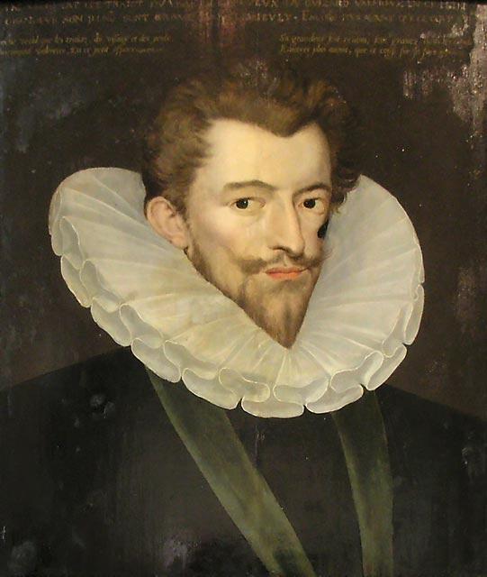 Генрих де Гиз в возрасте 38 лет
