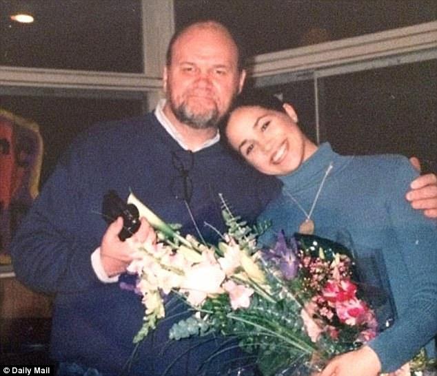 Отец Меган сказал, что ей было бы лучше, если бы он умер.