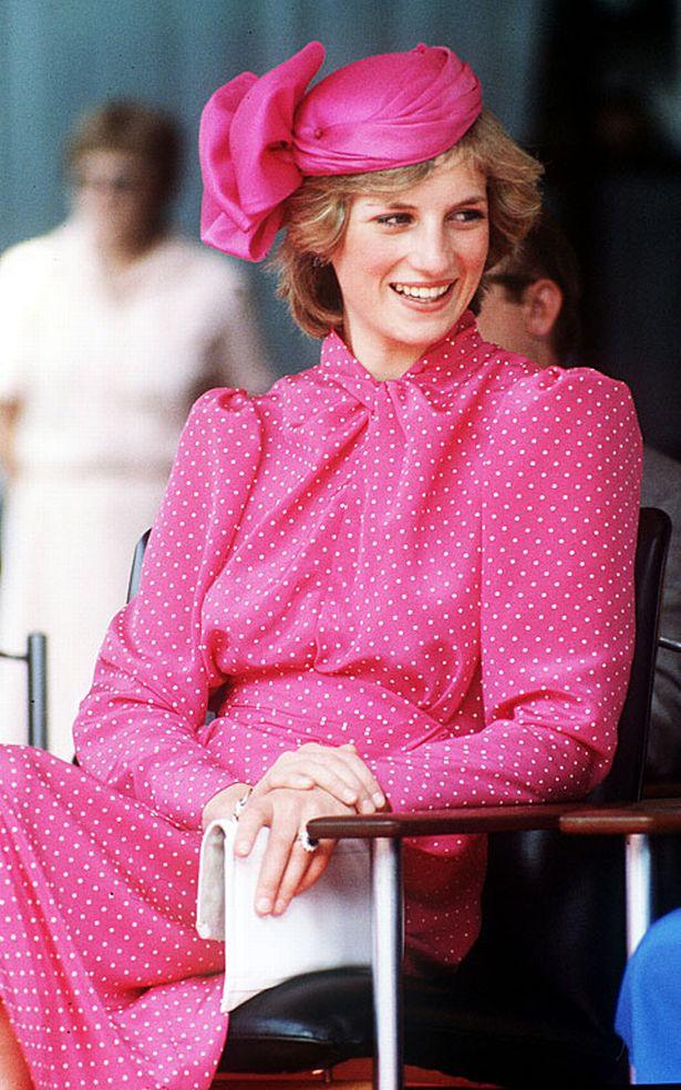Принцесса Диана не очень хорошо училась в школе (Изображение: Princess Diana Archive / Getty)