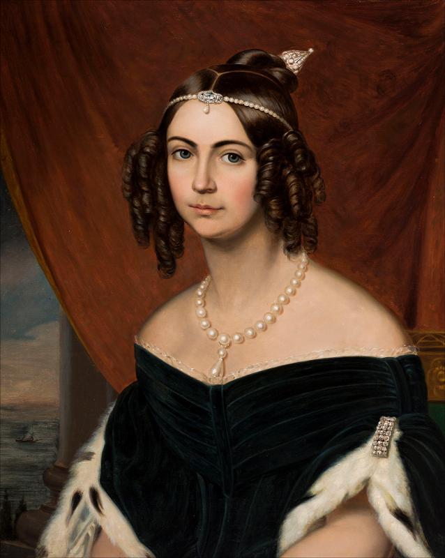 Амелия Богарне герцогиня Лейхтенбергская