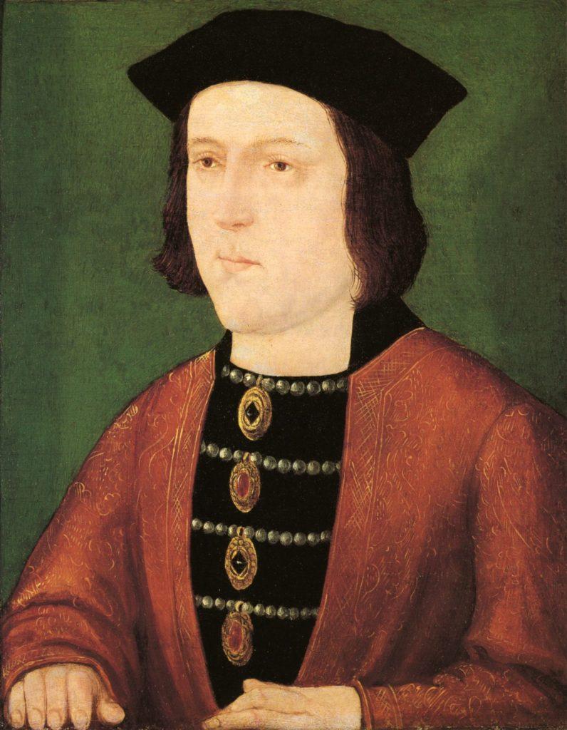 Эдуард IV король Англии по Йоркской линии Плантагенетов