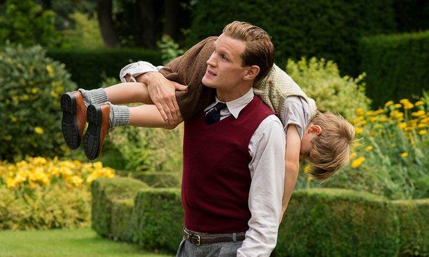 Мэтт сыграл принца Филиппа в «Короне»