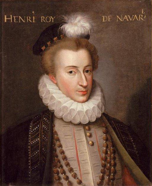 Генрих Наваррский (1578)