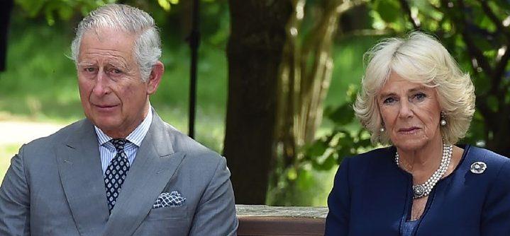 Принц Чарльз выгнал жену из дворца