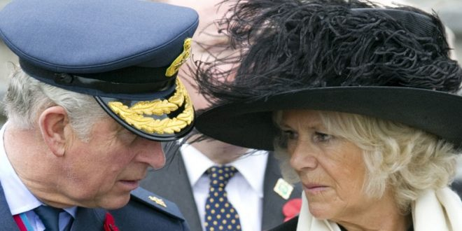 принц Чарльз разводится с Камиллой Паркер Боулз