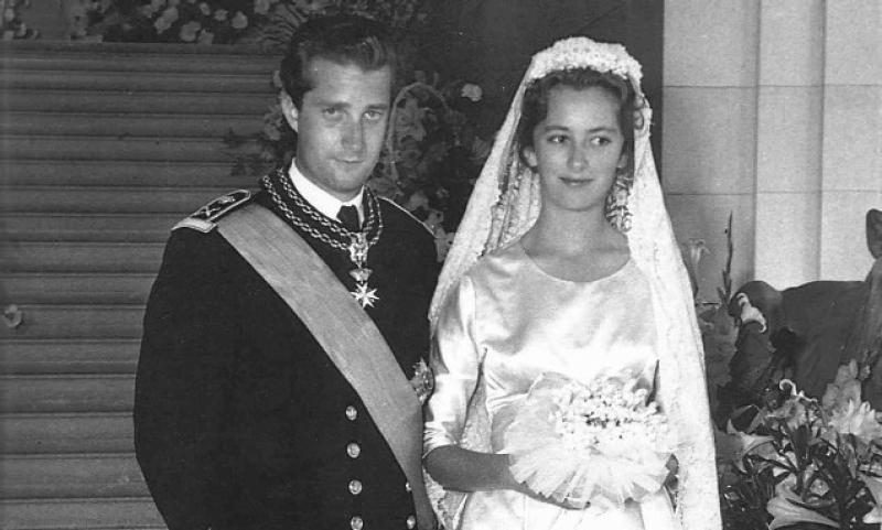 Свадьба короля и королевы Бельгии