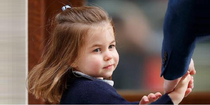 Photo of Новое фото принцессы Шарлотты Кембриджской