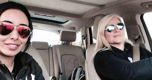 Новые фотографии похищенной принцессы Дубая