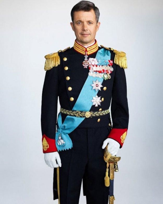 Принц Дании Фредерик