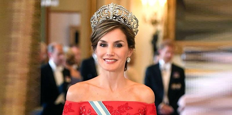 Photo of Самые потрясающие моменты стиля королевы Испании Летиции