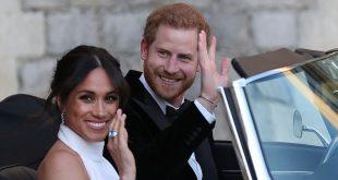 Кто заплатит за предстоящий королевский тур принца Гарри и Меган Маркл