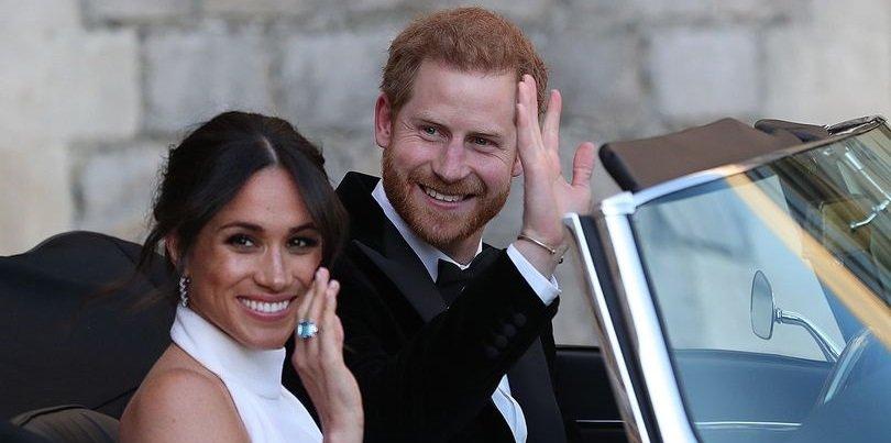 Photo of Омид Скоби: звонок Меган и Гарри членам семьи на вторую годовщину свадьбы все-таки был