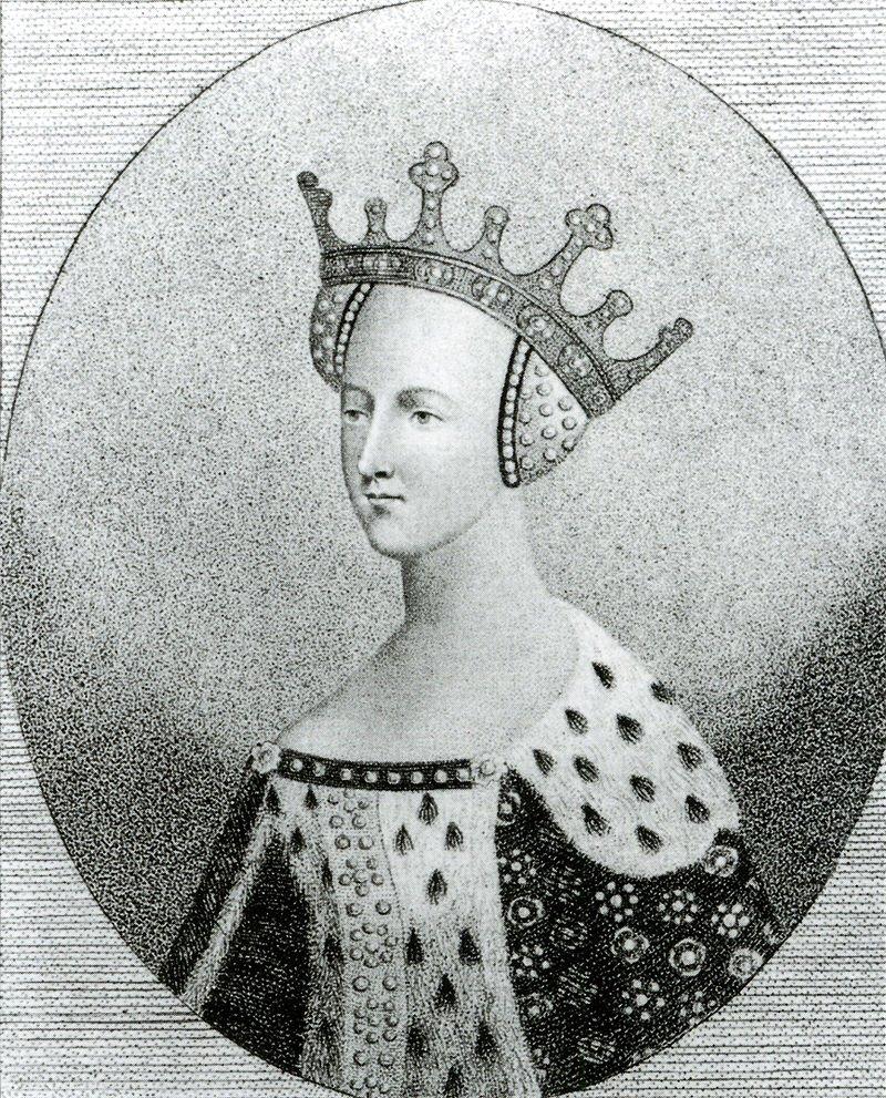 Екатерина Валуа
