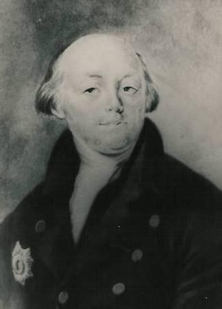 Алексей Бобринский. 1810-е годы.