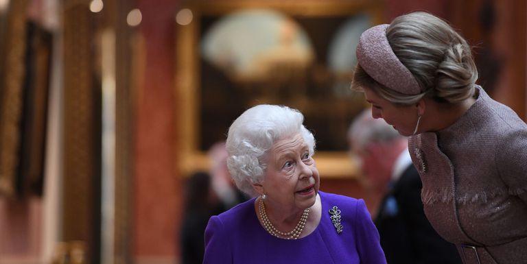 Photo of Все фотографии визита голландской королевской семьи в Великобританию