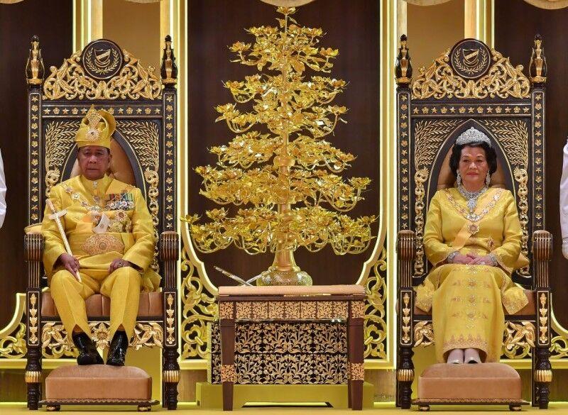 Photo of Величественные церемонии в честь коронации 29-го султана Кедаха