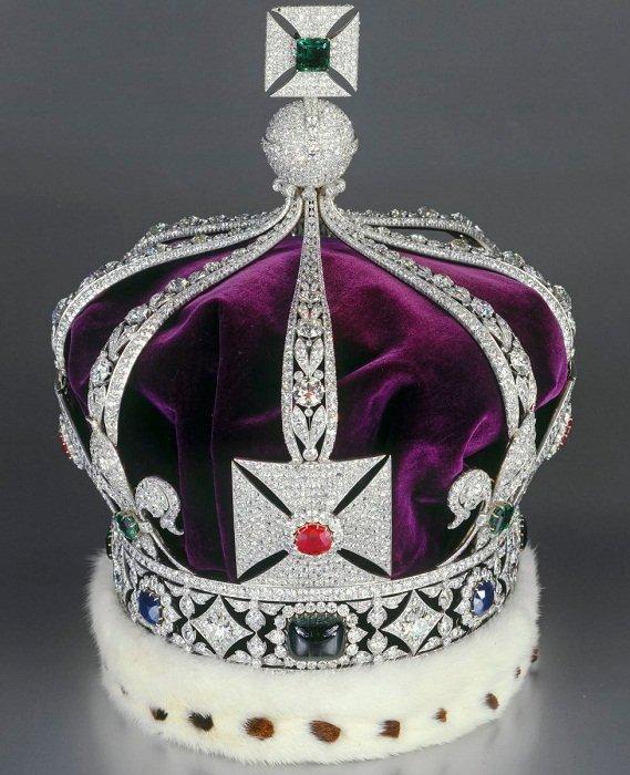 Имперская корона Индии, 1911