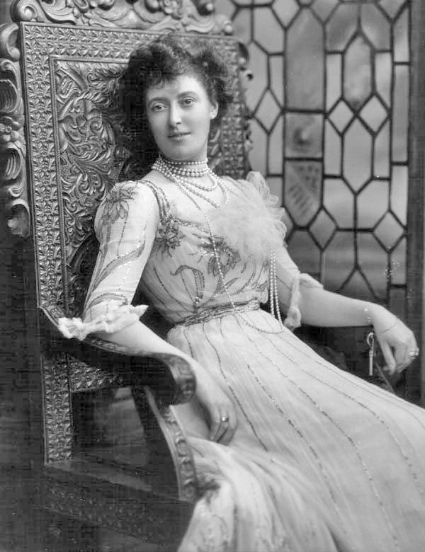 Маргарет Гревилл