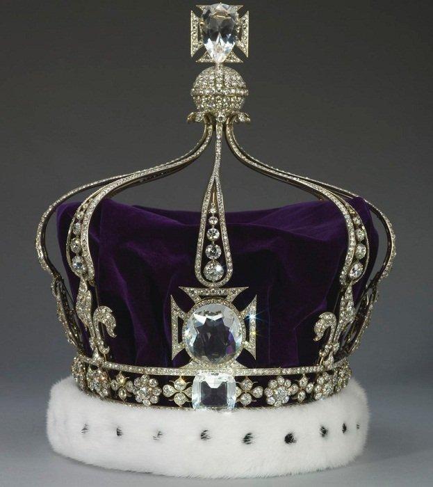 Корона Королевы Марии, 1911