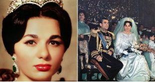 Фарах Пехлеви – супруга последнего иранского шаха