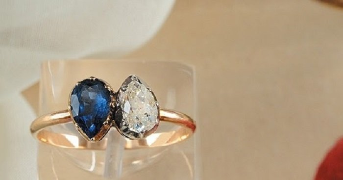 Обручальное кольцо Жозефины