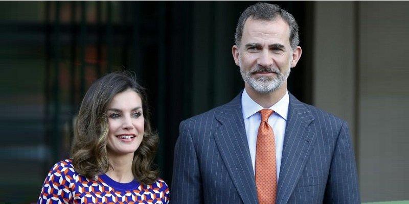 Photo of Король Фелипе и королева Летиция: история счастья вопреки традициям