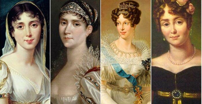 Photo of Четыре дамы, покорившие сердце Наполеона Бонапарта