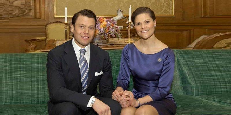 Photo of Крон-принцесса Виктория и принц Даниэль: 10 лет со дня объявления о помолвке