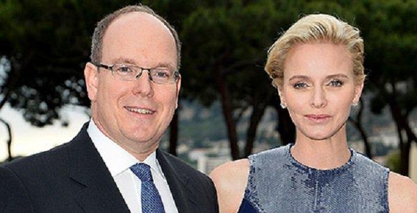 Photo of Звездный роман: князь Альбер и княгиня Шарлин