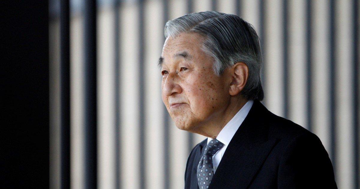 Photo of Император Акихито
