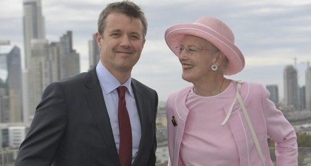 Photo of Королева Маргрете II и принц Фредерик в Аргентине